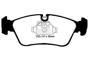 DP1211 EBC Ultimax Front Brake Pads fit 316   318 320 323 325 325X 4WD 328 Z3