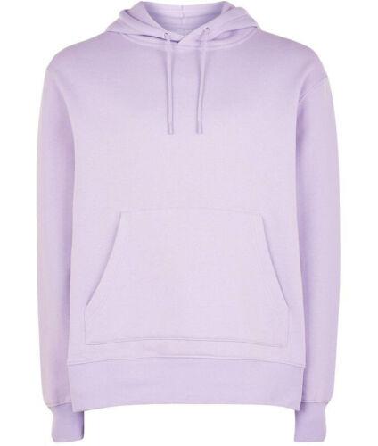 Deluxe Sweat à capuche cadeau idéal couleur violet clair taille M