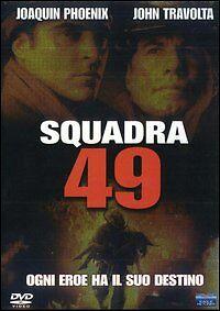 Squadra-49-2004-DVD-SIGILLATO-John-Travolta-Joaquin-Phoenix-no-editoriale