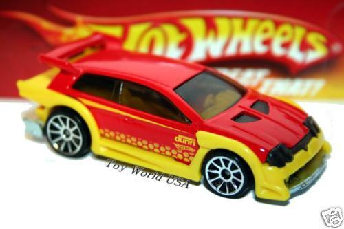 2010 Hot Wheels Hot Tunerz Flight '03 Exclusive