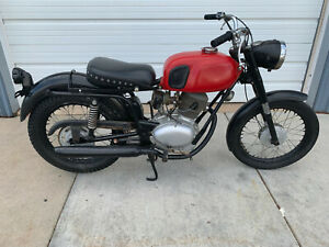 1967 Other Makes Gilera