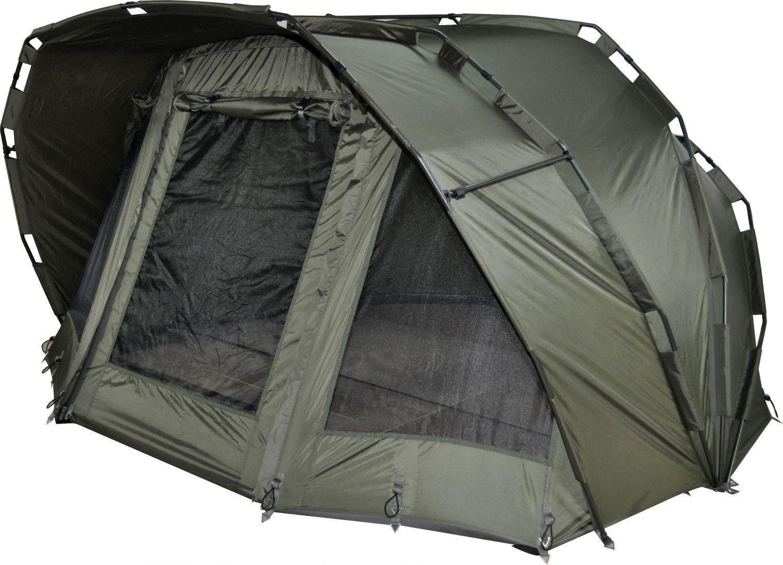 Angelspezi 2 Mann Zelt Bivi Pro 5000 Anglerzelt 2-Mann Zelt Angelzelt Camping