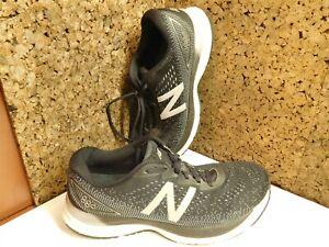 Details about New Balance 880 v9 Running Shoes M880BK9 Men's 11.5 Wide (2E) Black Silver EE