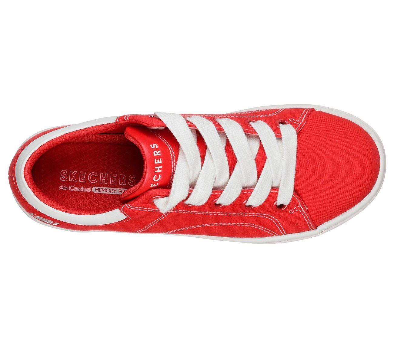 Skechers Street Cala-que Entrenadores vuelva Entrenadores Cala-que Zapatos Clásicos Estilo Retro para Mujer 74100 395ac8