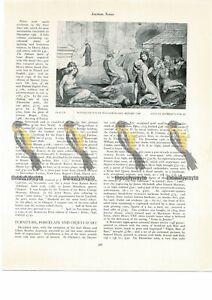 Plague-William-Blake-c1790-Book-Illustration-Print-1934