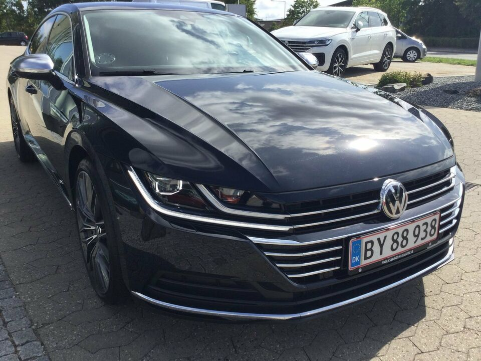 VW Arteon 2,0 TDi 150 Elegance DSG Diesel aut. modelår 2017