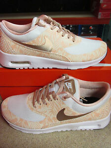 best authentic 6ec44 f83c9 Image is loading Nike-Air-Max-Thea-Print-GS-Running-Trainers-