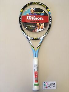 WILSON-BLX-JUICE-PRO-96-16x20-324-L3-Del-Potro-Racchetta-Tennis-Racket