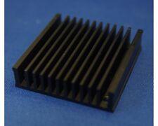 50x50x12.8mm Aluminum Heatsink CPU Circuit Board Radiator Cooling Bolt-on