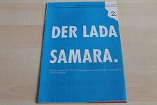 121198) Lada Samara Prospekt 09/1987