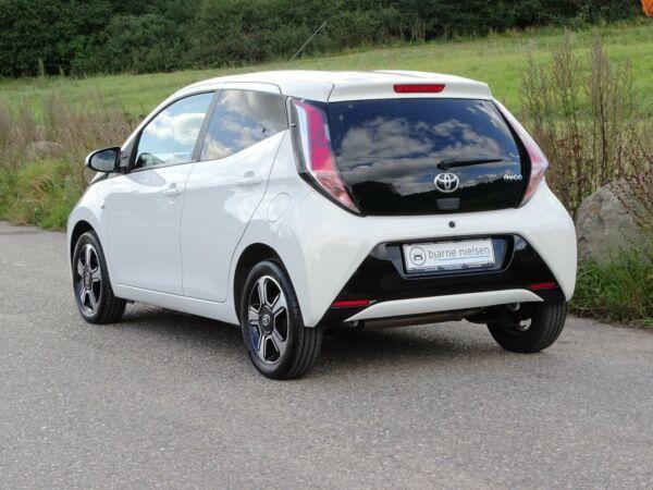 Toyota Aygo 1,0 VVT-i x-play - billede 2