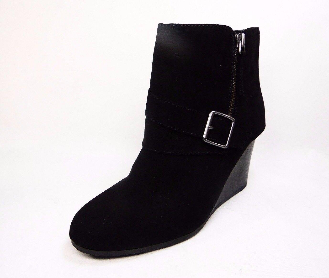 Arizona  Jean Company Lady Women  Arizona Black Ankle Boots Size 7.5M 099452