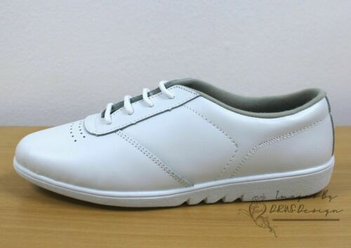 Boulevard Treble Women/'s Casual Comfortable Black and White Leather Oxford Shoes