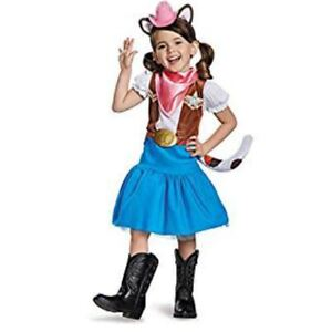 Sheriff Callie Classic Costume Fasching Halloween Karneval Madchen