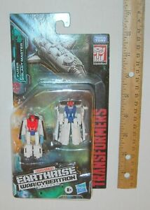 Transformers Earthrise Micromasters FUZER & BLAST MASTER War for Cybertron Sries