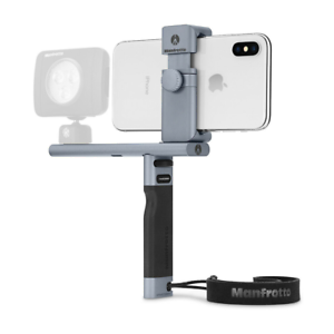 Manfrotto TwistGrip system Handle and Bar for Smartphone New rrp £90