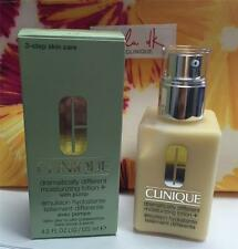 Full Size Clinique Dramatically Different Moisturizing Lotion+ Pump 4.2oz/125ml