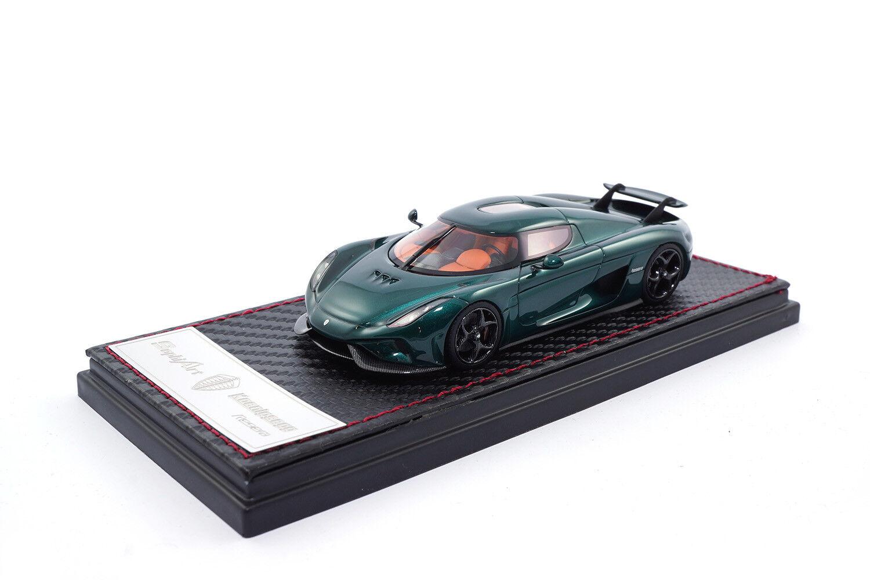 sa001-109 - frontiart Koenigsegg regera-vert tint (sophiart) - 1 43