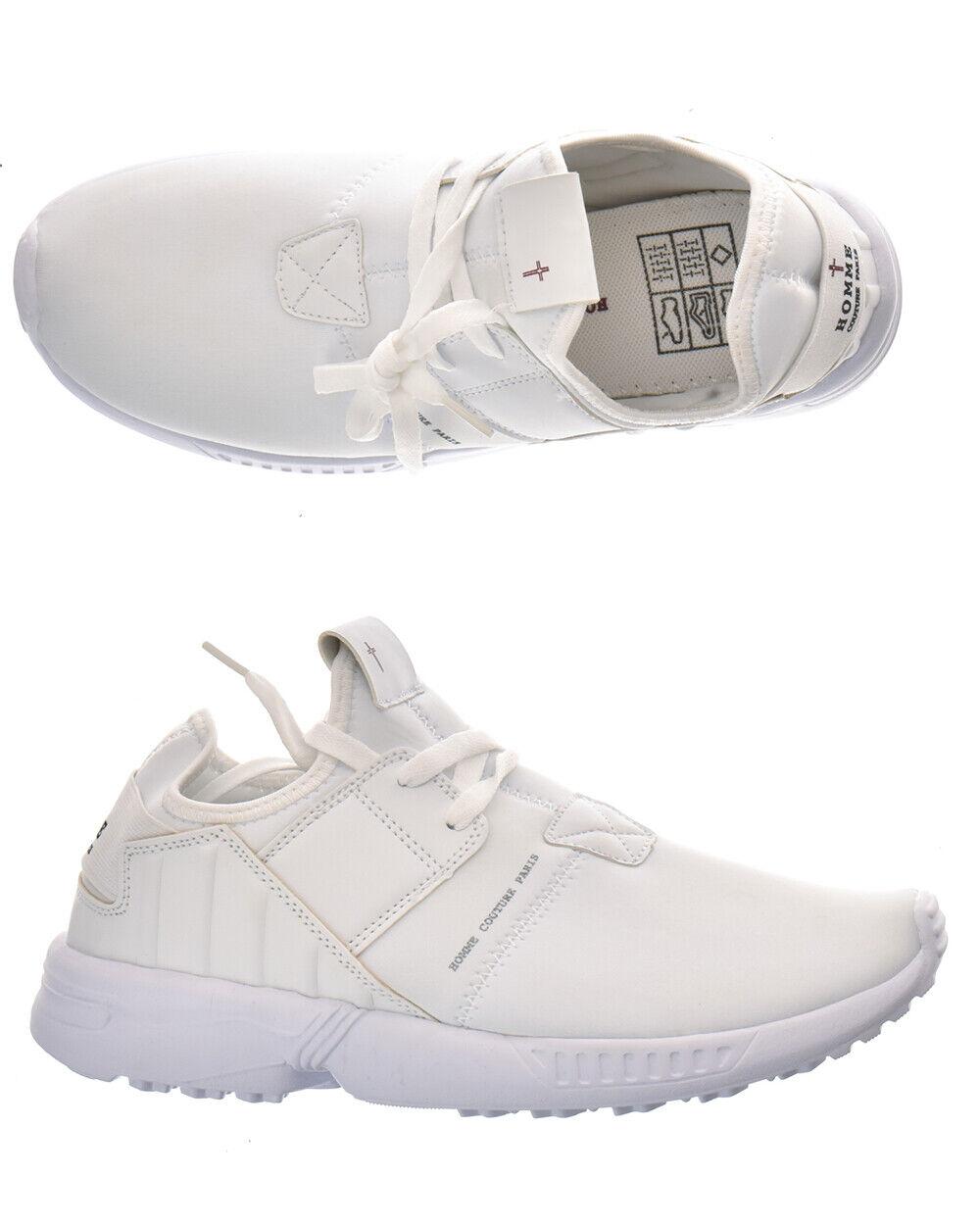 shoes Sneaker Daniele Alessandrini shoes men Bianco F20093707 2