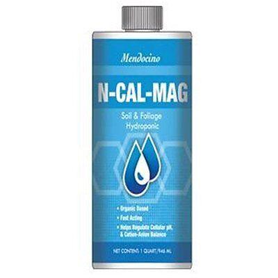 Grow More Mendocino N Cal Mag Quart 32 oz - calcium magnesium nutrient