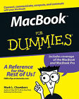 MacBook For Dummies by Mark L. Chambers (Paperback, 2006)