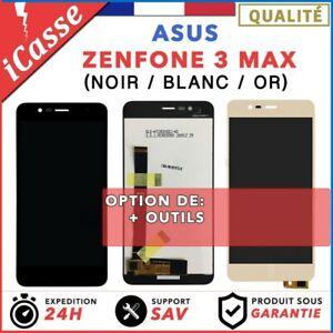"""ECRAN LCD POUR ASUS ZENFONE 3 MAX ZC520TL X008D 5.2"""" + OUTILS + COLLE"""