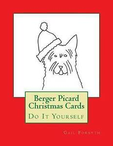Berger-Picard-Christmas-Cards-Do-It-Yourself-by-Forsyth-Gail-Paperback
