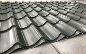 Cladco Corrugated 13 3 Profile Galvanised Roof Sheet 0 7mm Roofing Superstore