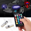 thumbnail 2 - Roadriders' Silicone RGB Car Parklight Bulb with Remote