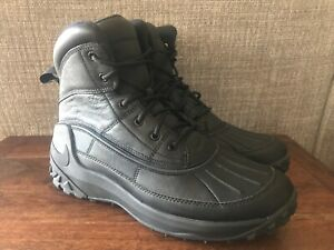 34384aafa8c2 Nike Men s Kynwood Lifestyle Boots Black Winter Sneakerboots Size 8 ...