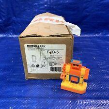 Killark Fxb 5 34 Feed Through Splice Box For Seal X Factory Sealed Control Sta