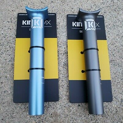KINK STEALTH PIVOTAL 25.4MM SEAT POST 180MM BMX BIKE SEATPOSTS FIT SHADOW PRIMO