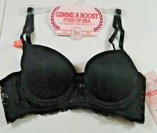 f0ddf68c86941 item 8 SO GIMME A BOOST BIGGEST PUSH UP BRA YET! BLACK Lace Edging   Back  Sz 34A NEW -SO GIMME A BOOST BIGGEST PUSH UP BRA YET!