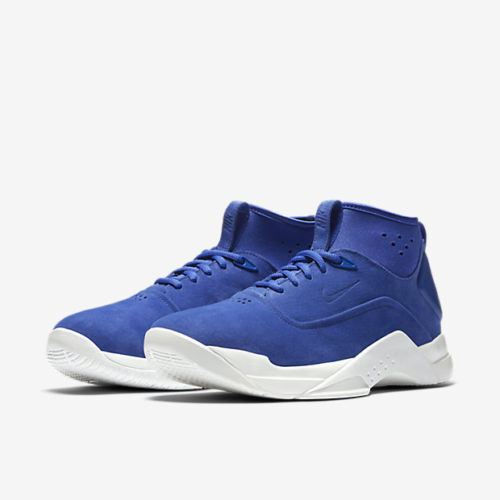 NIKE MEN'S HYPERDUNK LOW LUX SHOES (Paramount bluee) Sz 9 864022 400 No-Box-Top