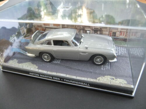007 James Bond 1:43 #4389  Feuerball Aston Martin DB 5