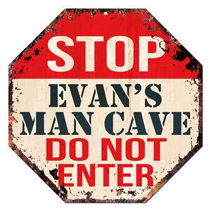 OTGM-0312-STOP-EVAN-039-S-MAN-CAVE-Tin-Rustic-Sign-Man-Cave-Decor-Gift-Ideas