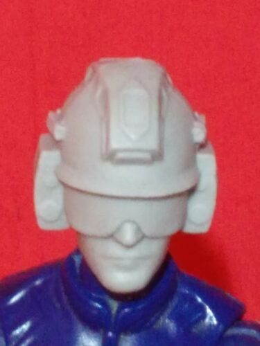 MH018 Cast Action figure headsculpt for use with 1:18th Scale gi joe militaire