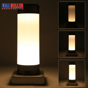 3modes Touch Table Lamp Desk Bedside