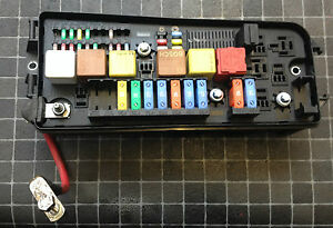 Details about VAUXHALL VECTRA C MK2 1.9CDTI 02-08 ENGINE BAY FUSE BOX. on