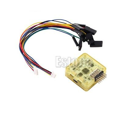 Flight CC3D 32 Bits Controller Processor With Case Side Pin For RC Quadcopter