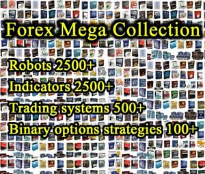 Forex Mega Trading Collection Expert Advisor Indicators Trading