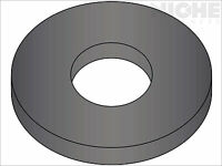 Machine Bushing Wide Rim 3-3/8 X 1-7/8 X 14g (5 Pieces)