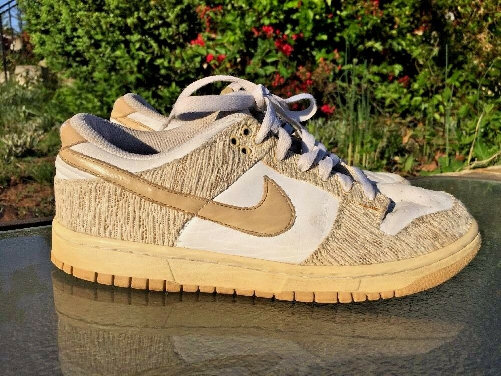 NIKE Air Max Bamboo Tiki Hut Milano Leder Athletic Sneakers Damenschuhe Schuhes Sz 9
