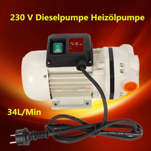 34L//min Fasspumpe Pumpe AD-Blue Membranpumpe selbstansaugend 230Volt DE