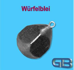 Wuerfelblei-100g-120g-140g-Karpfenblei-Tropfenblei-Angelblei