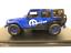 2012-Jeep-Wrangler-Unlimited-Mopar-Hors-Route-Edition-Bleu-1-43-Echelle-86099 miniature 4