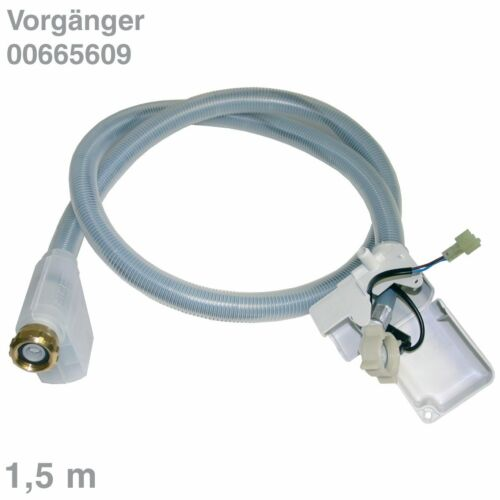 Zulaufschlauch Aquastopschlauch 1,5m Sicherheitszulaufschlauch mit elektrischem