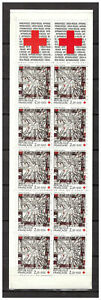 s9567-FRANCE-1986-MNH-Nuovi-Red-Cross-Booklet-NOT-FOLDED