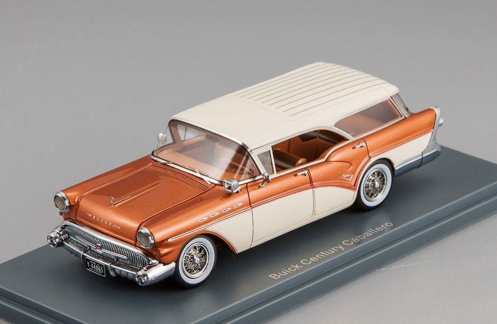 Buick Century Caballero Estate Wagon 1957 1 43 NEO 44065