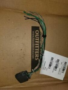Jeep TJ Wrangler OEM Center Console Subwoofer Wiring Harness Pigtail Plug  11103   eBayeBay